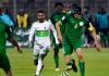 Riyad Mahrez, Leon Balogun, Algerian Fans