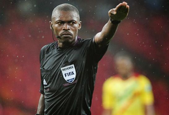 CAF knocks Gabonese Referee over Soft Penalty against Nigeria