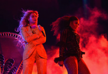 Beyonce, Serena Williams