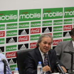 Algeria is a team in crisis, Coach Madjer declares