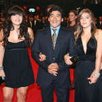 Maradona accuses Ex Wife and Daughters of Theft