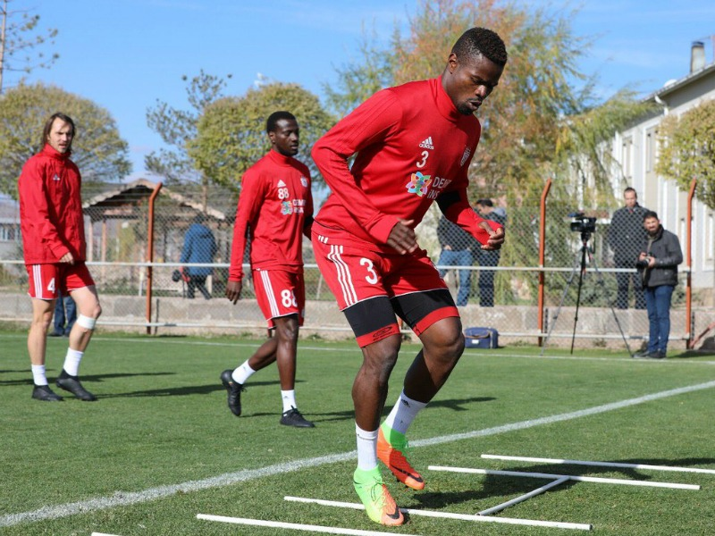 Echiejile wishes Super Eagles 'fantastic outing' in Algeria, Argentina clashes