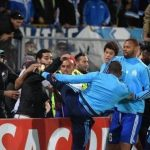 Breaking: Marseille suspends Patrice Evra after kicking fan during warm-up