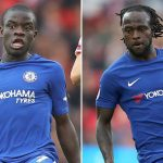 Conte offers update on Kante and Moses ahead of Man Utd game