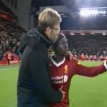 Klopp dismisses Mane 'words' exchange as normal