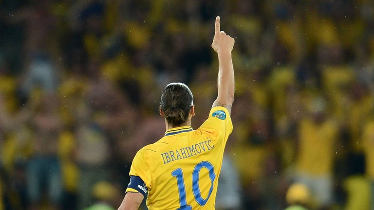World Cup qualification shouldn't be about Ibrahimovic – Sweden Coach, Andersson