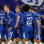 Chelsea gears up to face Barca or PSG in round of 16