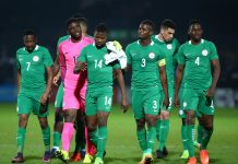 Super Eagles - Chukwu