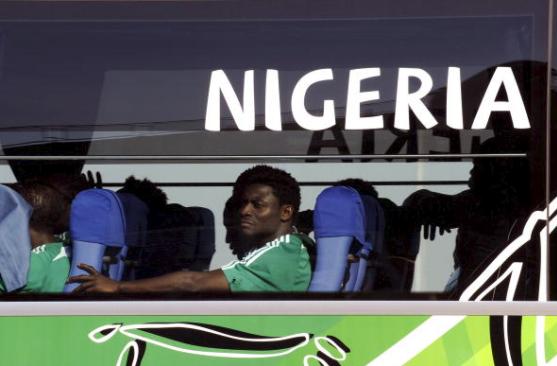 Obafemi Martins , FIFA World Cup, Super Eagles