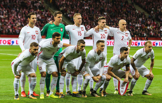 Poland, 2018 FIFA World Cup