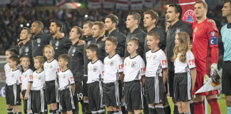 2018 FIFA World Cup Russia, Germany