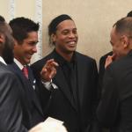 Ronaldinho Dazzles His way into Politics