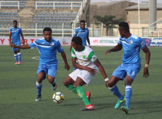 Aigbogun fails to inspire Enyimba in Pre-season Tourney