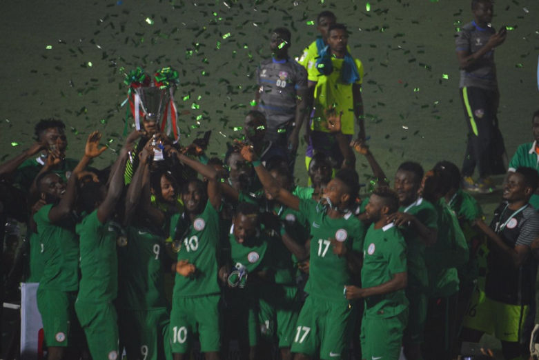 NFF line up Friendlies for CHAN Eagles in Morocco