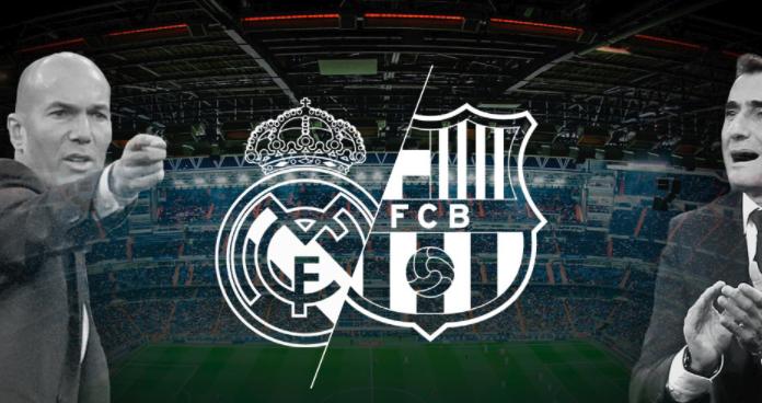 Real Madrid , FC Barcelona
