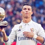 Breaking: Cristiano Ronaldo wins Ballon d'Or for the fifth time