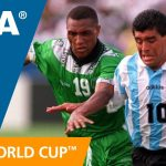 NIGERIA TO MEET ARGENTINA FOR A RECORD FIFTH TIME IN WORLD CUP
