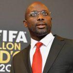 Former Ballon d'Or winner Weah becomes Liberia President