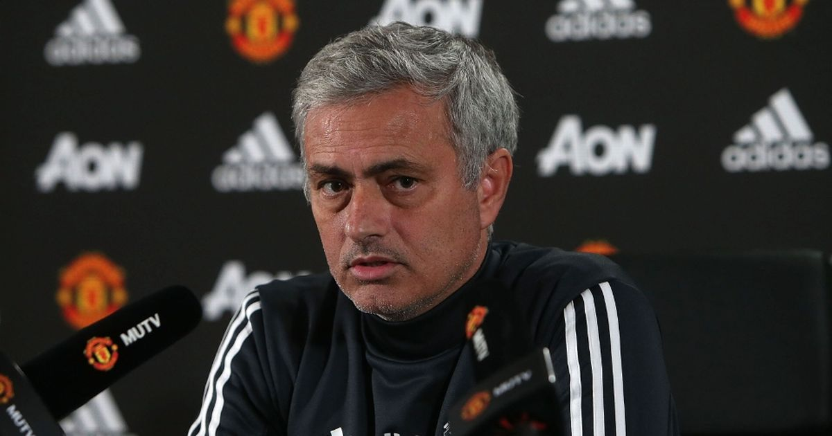 Jose Mourinho-Pogba