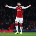 Chelsea may move for Olivier Giroud if they fail to land Edin Dzeko