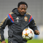 Ahmed Musa Returns to Europe with CSKA Moscow