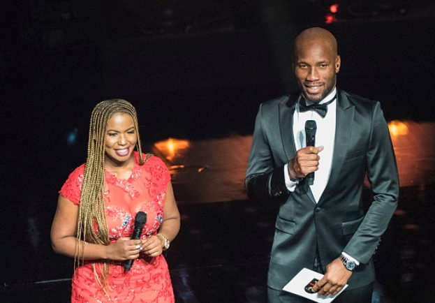 Who Took/Stole/Borrowed Drogba's Phone at the CAF Awards?