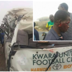 "Three ""SERIOUSLY"" Injured in Kwara United Bus Accident"