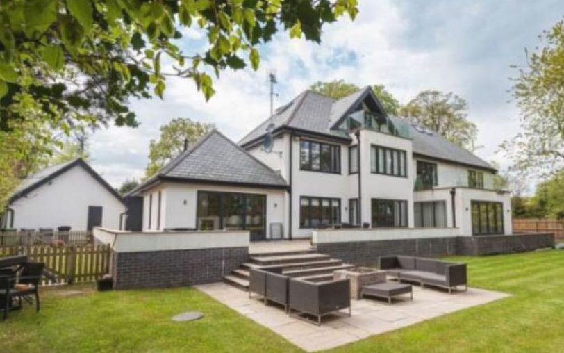 Nigeria-born Man City Youngster Buys £2million Mansion