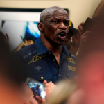 Mayweather Sr. Charged With Battery
