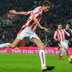Conte refuses to rule out Chelsea move for 36-year-old Crouch and Dzeko