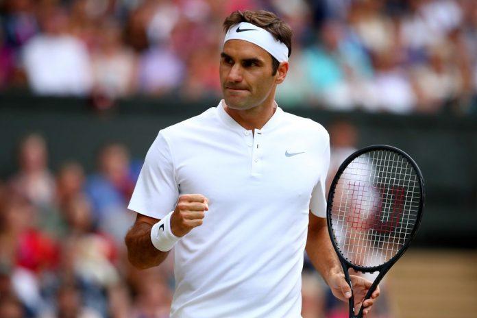 Australian Open-Federer