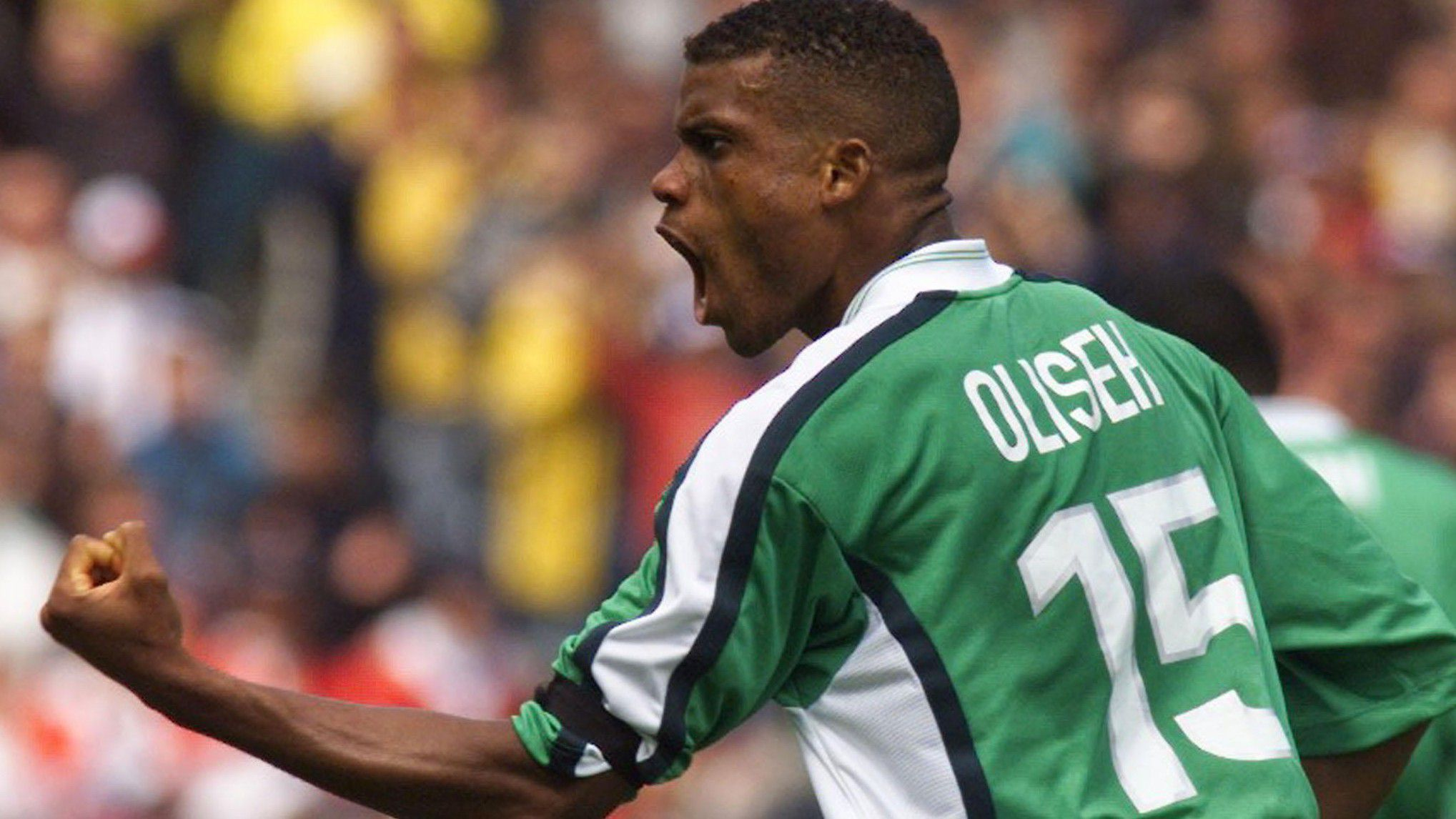 Former NSC Physio Head lauds Oliseh's patriotism after playing under distress