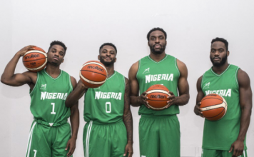 2019 FIBA World Cup African Qualifiers, Ike Nwamu, Ikechukwu Iroegbu and Mike Gbinije, D'Tigers