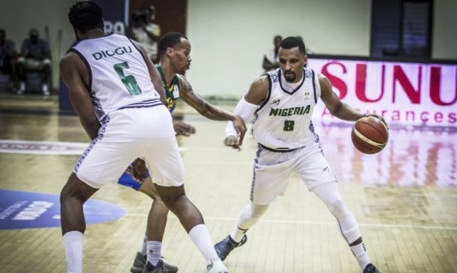 Michael Efevberha, D'Tigers, FIBA World Cup qualifiers 2019