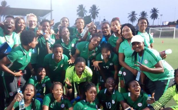 Super Falcons, Chinaza Uchendu, WAFU Women's Cup of Nations 2018