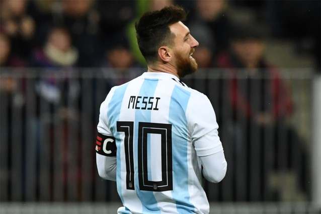 'Lionel Messi is Unstoppable', Ndidi confesses