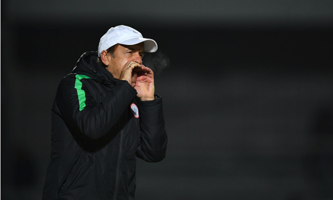 No player was dropped, Lokosa, Ajiboye, others remain on standby, says Rohr