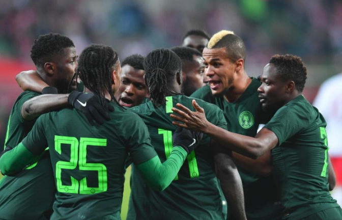 RUSSIA 2018: Eagles youngsters will improve, says Victor Agali