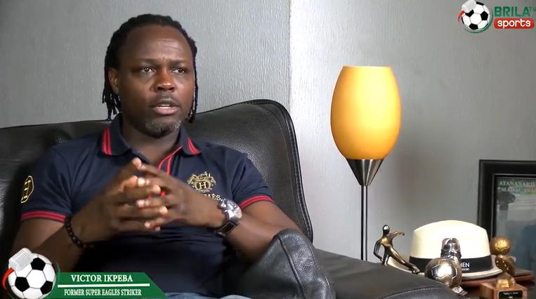 Watch: Nigeria will beat Argentina, Victor Ikpeba (World cup experience Part 2)