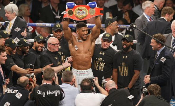 Anthony Joshua wins Parker by Unanimous Decision, Deontay Wilder Responds