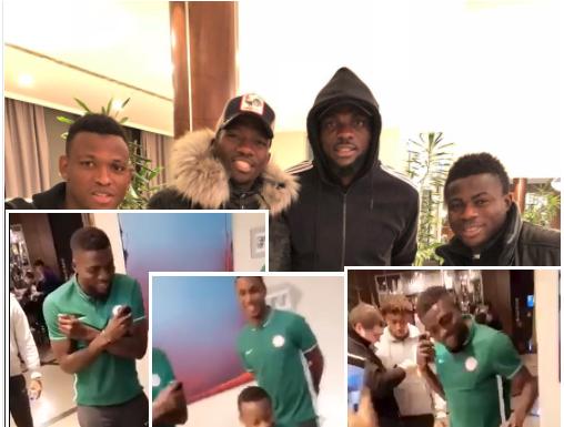 Super Eagles, John Ogu, Onazi Ogenyi
