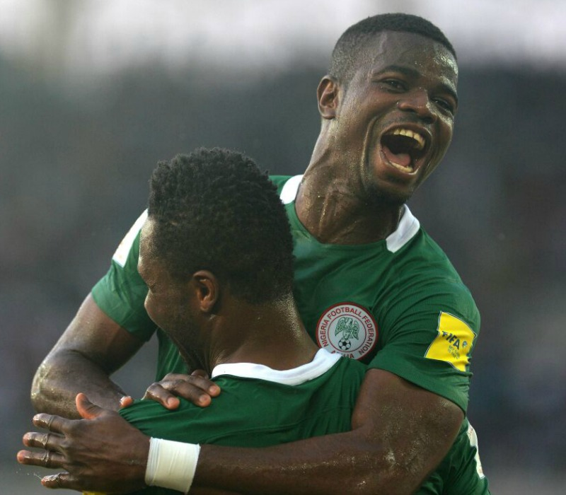 Super Eagles move up, while Argentina, Iceland and Croatia drop in Latest FIFA Ranking