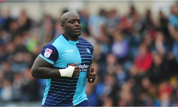 In the Beast Mode! 'Adebayo Akinfenwa' named in EFL Team of the Season