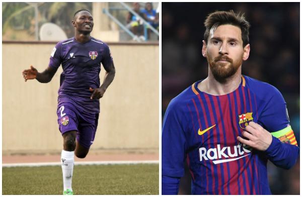 Sikiru Olatubosun like Lionel Messi – Ilechukwu