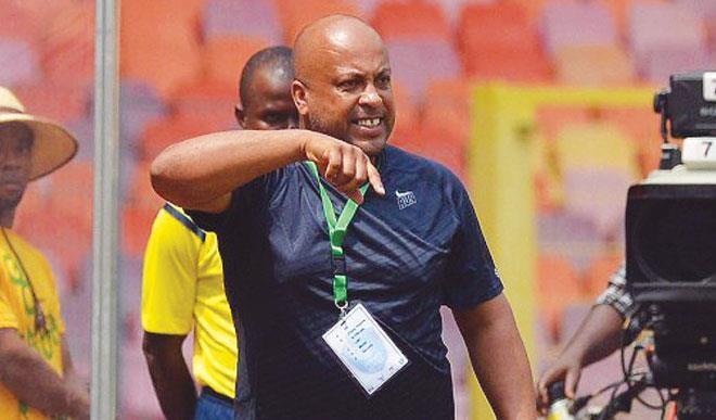 Aigbogun declares Enyimba's Next Target