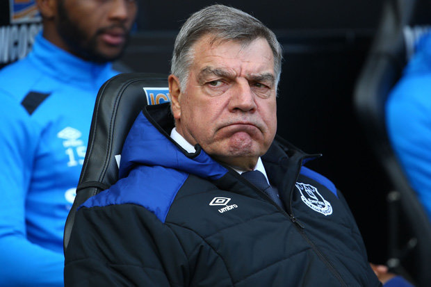 BREAKING! Sam Allardyce Sacked by Everton after seven Months in charge