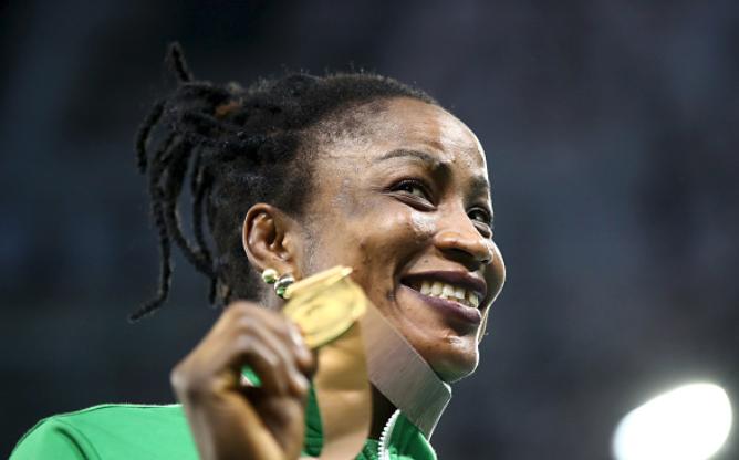 Commonwealth Gold Medalist Oborududu Eyes more Accolades