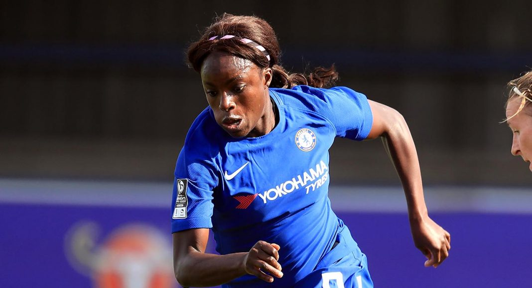 Just In! Eniola Aluko confirms decision to leave Chelsea