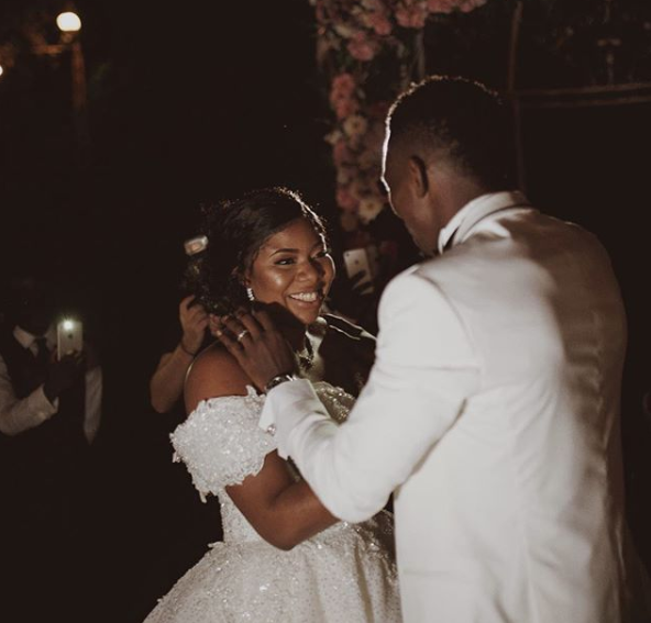 [Photos] Super Eagles Defender Omeruo Marries his Longtime Girlfriend, Chioma in Turkey
