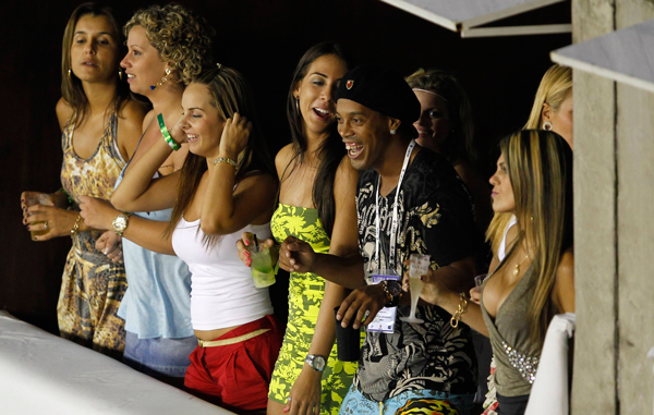 Image result for Ronaldinho 'set to marry two women